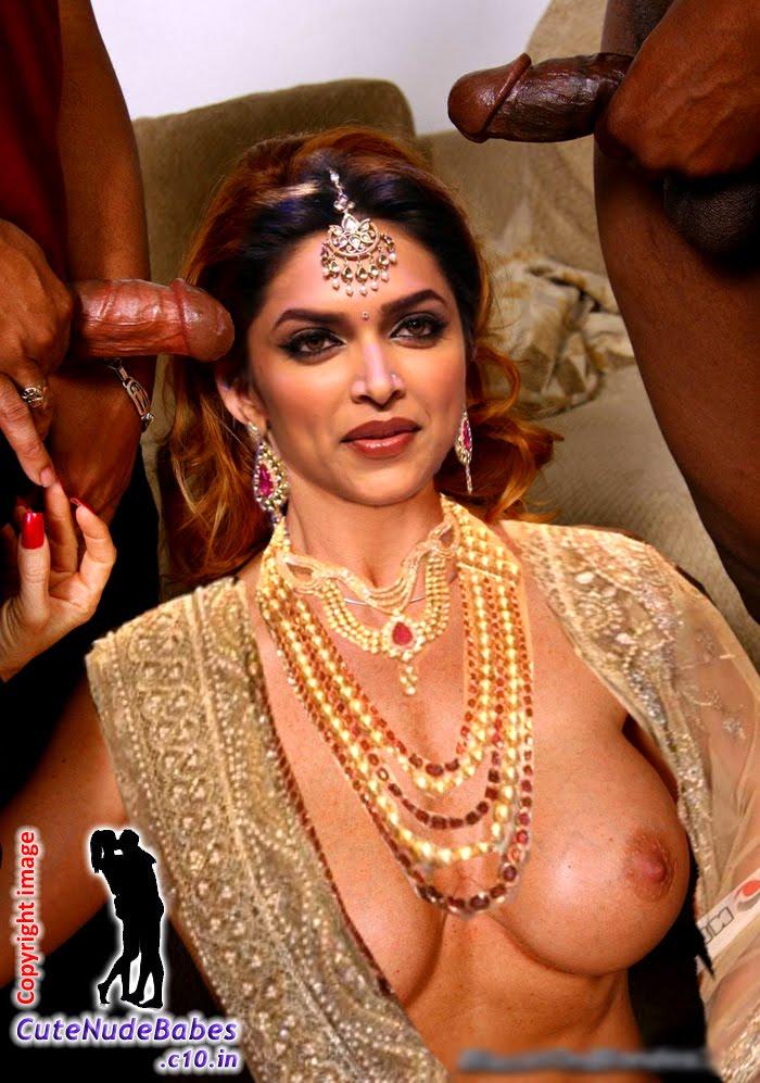 Cute Nude Babes Deepika Padukone